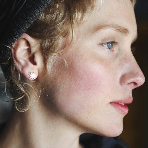 Åtteblade øyrepynt