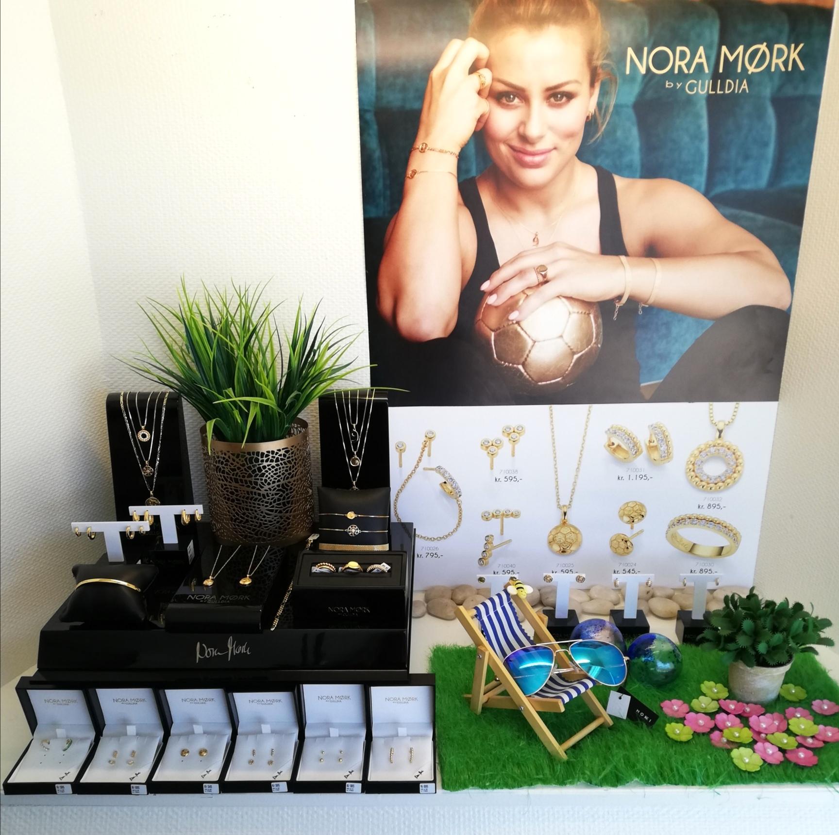 Smykker frå Nora Mørk