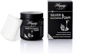 Pussemiddel Silver Foam